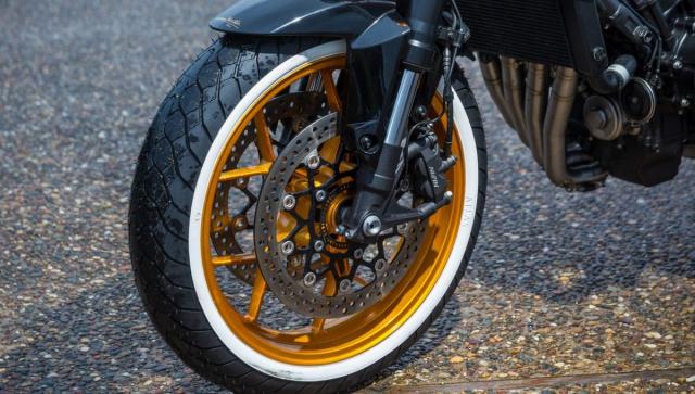Honda CB650R do lay cam hung tu mau xe dap BMX ngo nghinh - 5