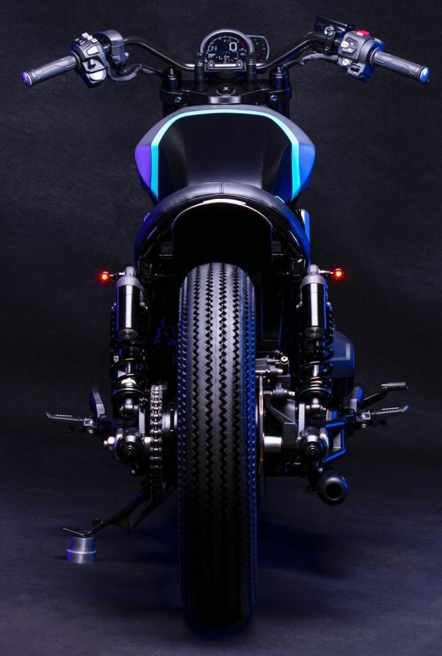 Honda Rebel 1100 do choang ngop voi 2 phong cach Sport va Bobber - 20