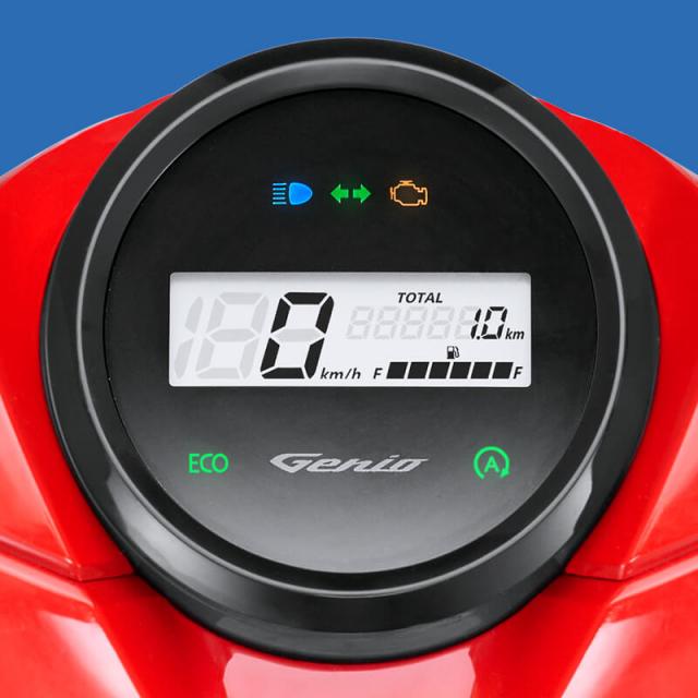 Honda Genio 2021 Mau xe tay ga lich lam nhung lai bi chung ta tho o - 6