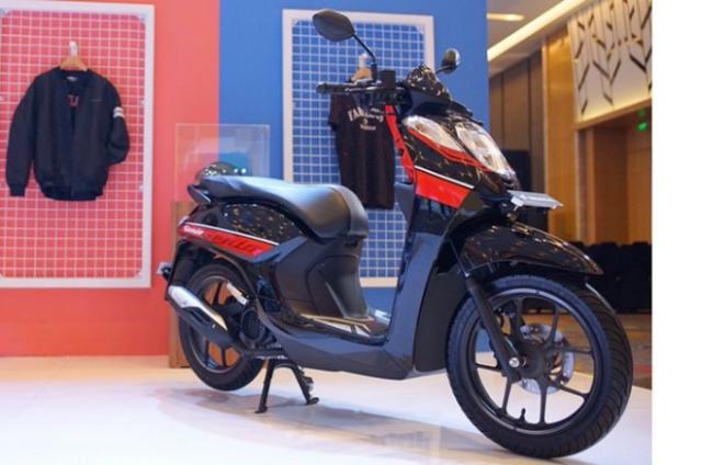 Honda Genio 2021 Mau xe tay ga lich lam nhung lai bi chung ta tho o - 15