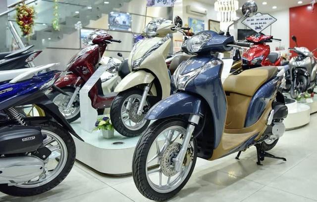 HONDA SH MODE Doi 2020 Phanh ABS Xe Nhap Khau Gia Re - 6