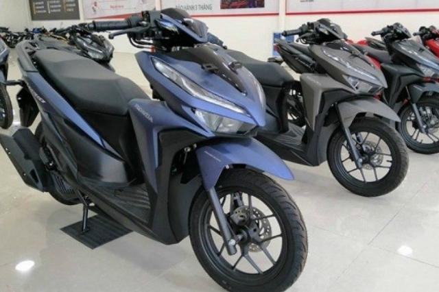 HONDA VARIO 150 Doi 2020 Phanh ABS Xe Nhap Khau Gia Re - 6