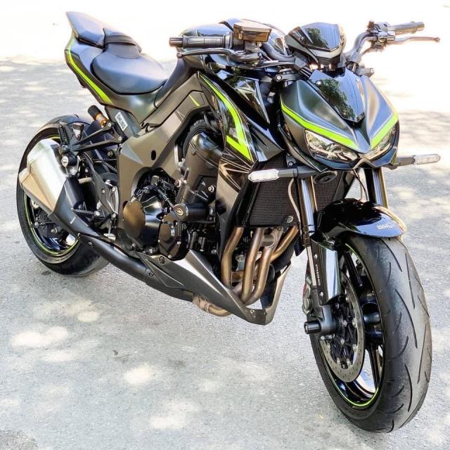 Kawasaki Z1000R ABS 2018 Xe Moi Dep - 7