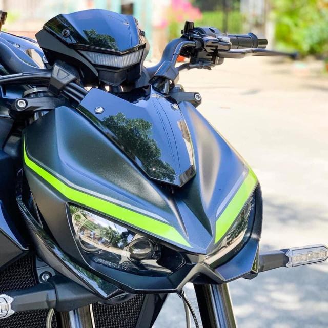 Kawasaki Z1000R ABS 2018 Xe Moi Dep - 4