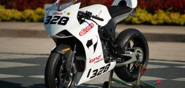 KTM ra mat mau xe dua Sportbike 890cc lay cong nghe tu Moto2