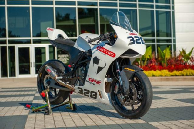 KTM ra mat mau xe dua Sportbike 890cc lay cong nghe tu Moto2 - 6