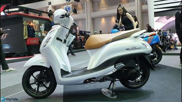 Lo bang sang che Yamaha dang phat trien TMAX Hybrid moi - 3