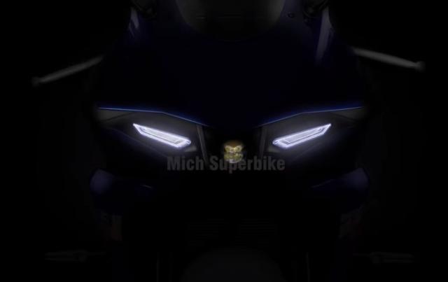 Lo dien hinh anh cua Yamaha R3 2022 - 5