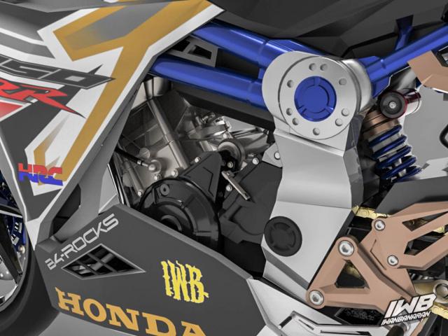 Lo thiet ke cua Honda CBR250RR 2022 ngau khong tuong - 19