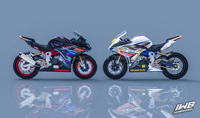 Lo thiet ke cua Honda CBR250RR 2022 ngau khong tuong - 24