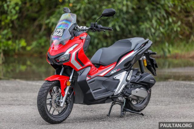 Lo tin Honda ADV350 da dang ky ten thuong mai - 4