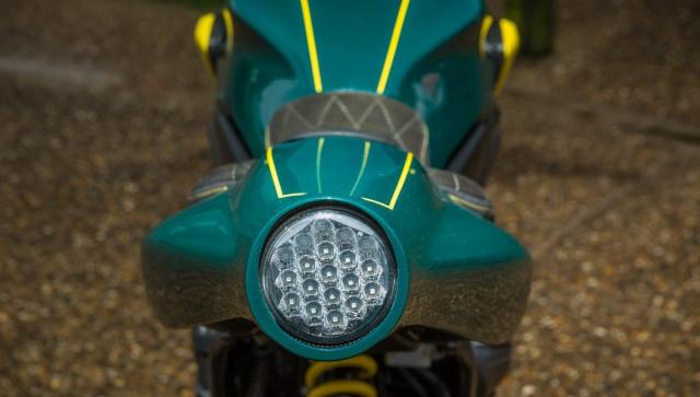 Honda CB650R do lay cam hung tu mau o to dua BRABHAM HONDA BT18
