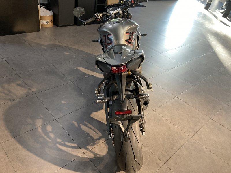 Naked bike Street Triple RS 2021 Moi 100 Co ho tro ngan hang - 4