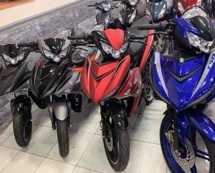 YAMAHA EXciter 150cc Doi 2020 2021 Moi 100 Nhap Khau Khong Thue Hai Quan Gia Re LH0898186227 - 3