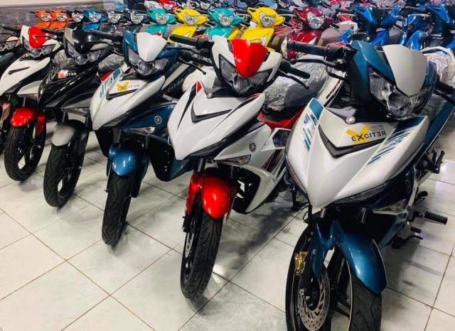 YAMAHA EXciter 150cc Doi 2020 2021 Moi 100 Nhap Khau Khong Thue Hai Quan Gia Re LH0898186227 - 7