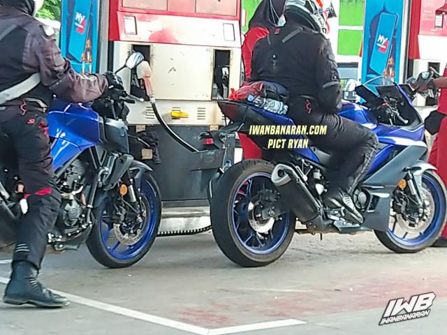 Yamaha R3 2022 va MT03 2022 tiet lo nhung thay doi moi