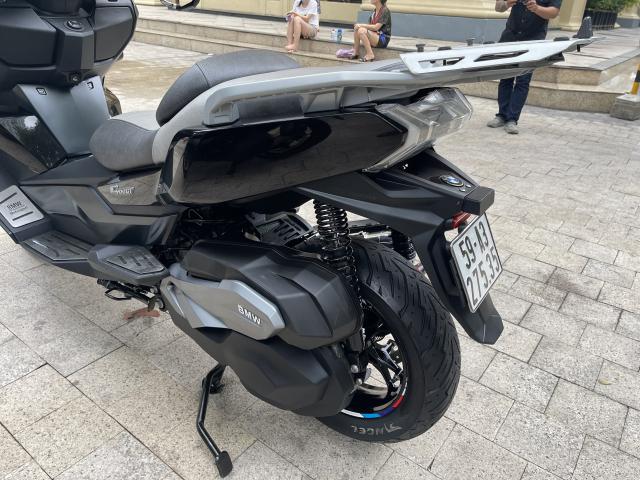 _ Moi ve 2 Xe BMW C400 GT ABS HQCN DATE 2019 chinh chu odo 6500 9500 km dung chuan xe dep - 8