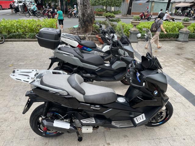 _ Moi ve 2 Xe BMW C400 GT ABS HQCN DATE 2019 chinh chu odo 6500 9500 km dung chuan xe dep - 9