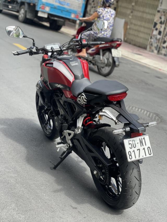 _ Moi ve xe HONDA CB150R ABS Nhap Thai HQCN Dang ky 72019 chinh chu odo 4100 km xe dep - 4