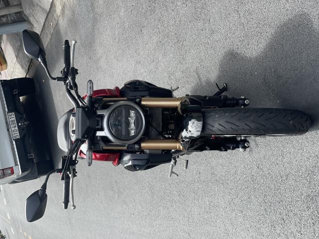 _ Moi ve xe HONDA CB150R ABS Nhap Thai HQCN Dang ky 72019 chinh chu odo 4100 km xe dep - 10