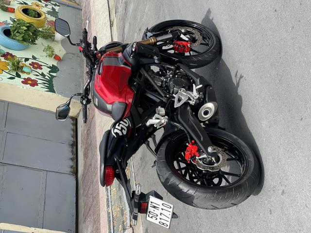_ Moi ve xe HONDA CB150R ABS Nhap Thai HQCN Dang ky 72019 chinh chu odo 4100 km xe dep - 2