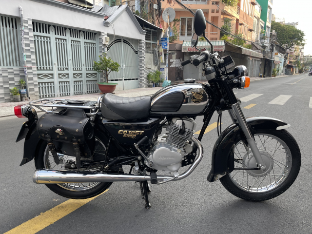 _ Moi ve xe HONDA CD125 Benly So Suon 12 HQCN Dang ky 1997 chinh chu sang ten toan Quoc odo 5 - 7