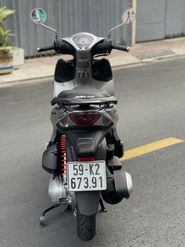 _ Moi ve xe HONDA SH Mode 2021 ABS Ban Dat biet ABS 2 mau odo 32 km dung chuan - 3