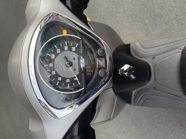 _ Moi ve xe HONDA SH Mode 2021 ABS Ban Dat biet ABS 2 mau odo 32 km dung chuan - 5