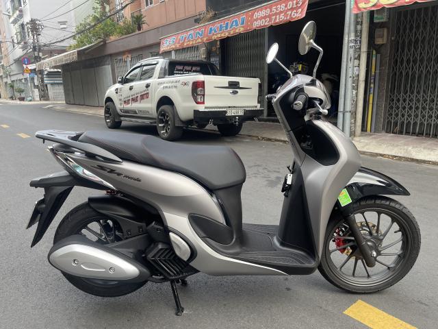 _ Moi ve xe HONDA SH Mode 2021 ABS Ban Dat biet ABS 2 mau odo 32 km dung chuan - 6