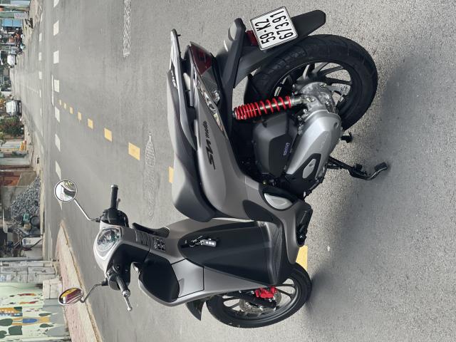 _ Moi ve xe HONDA SH Mode 2021 ABS Ban Dat biet ABS 2 mau odo 32 km dung chuan - 7