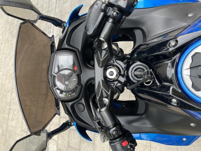 _ Moi ve xe Kawasaki Ninja 650 ABS HQCN Dang ky 112017 chinh chu odo 16900 km xe dep may zin - 4
