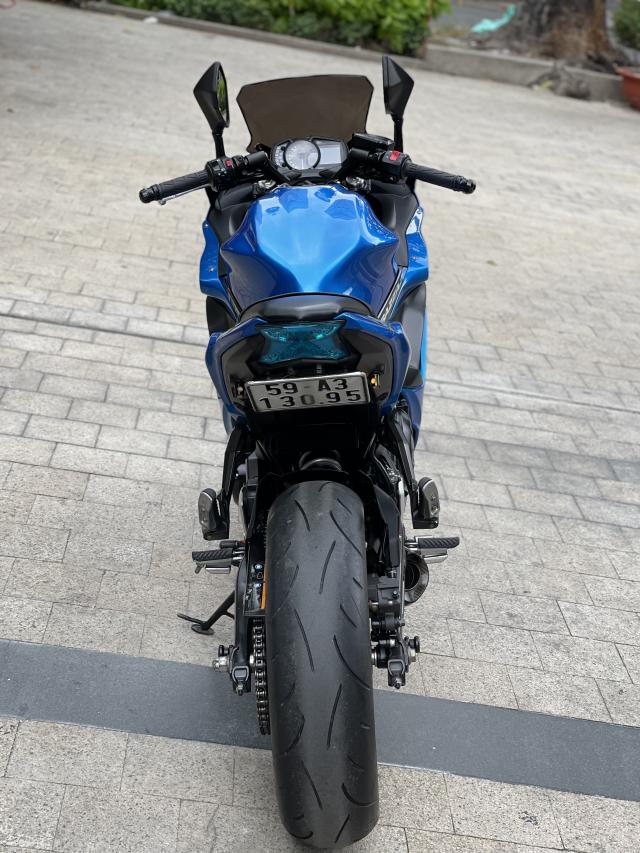 _ Moi ve xe Kawasaki Ninja 650 ABS HQCN Dang ky 112017 chinh chu odo 16900 km xe dep may zin - 5