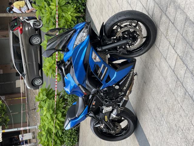_ Moi ve xe Kawasaki Ninja 650 ABS HQCN Dang ky 112017 chinh chu odo 16900 km xe dep may zin - 10