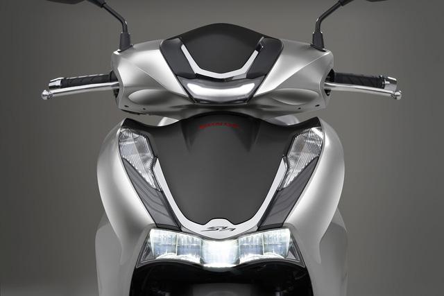Chi Tiet Honda SH350i Dep Me Ly Gia Thap Qua Xa - 3