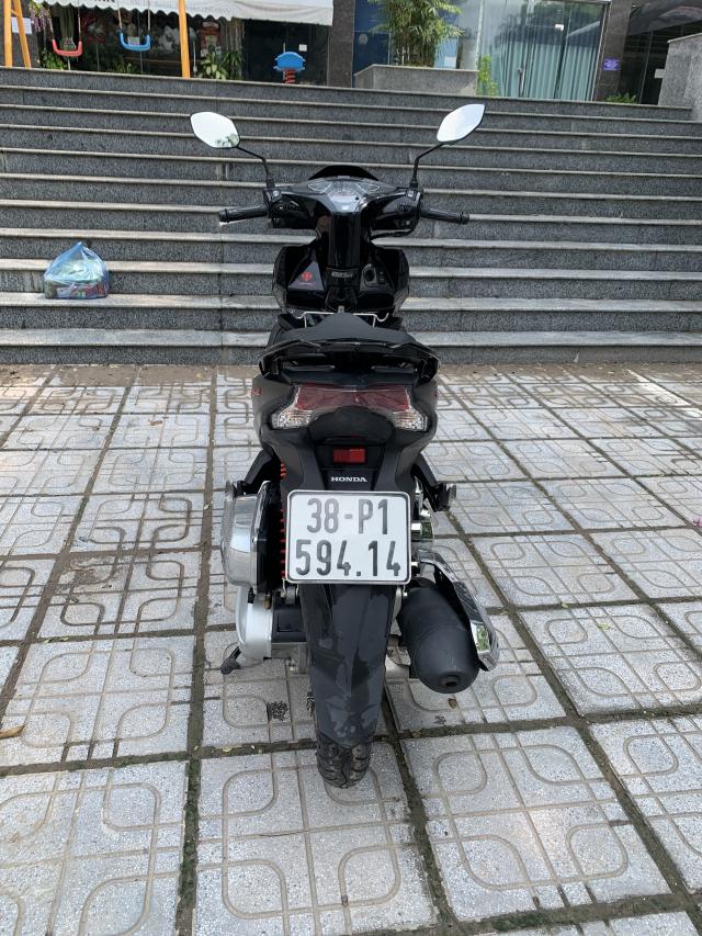 Chinh chu ban Honda Air blade den mo 2019
