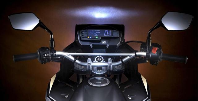 Chinh thuc ra mat Honda XRE300 mau Adventure hoan toan moi - 5
