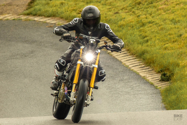 Ducati Scrambler 1100 do tao ton tu Goblin Works Garage - 9