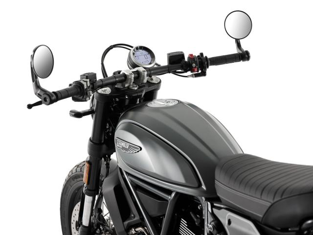 Ducati Scrambler Nightshift hien da ra mat Chau A voi gia tu 350 trieu dong - 5