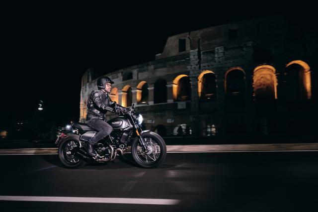 Ducati Scrambler Nightshift hien da ra mat Chau A voi gia tu 350 trieu dong - 11