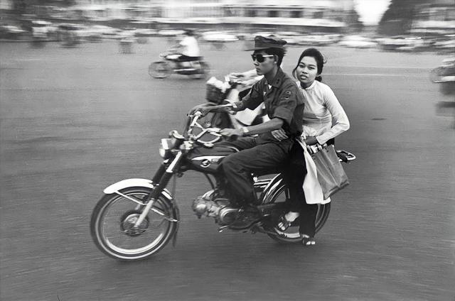 Hinh anh dep ve Honda 67 Cub vang bong 1 thoi tai Sai Gon - 9