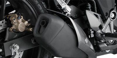 Honda CB200X xung dang la phien ban thu gon cua Africa Twin voi gia ban phai chang - 5