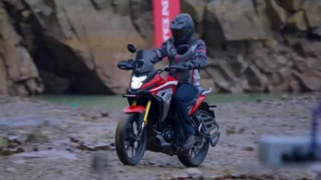 Honda CB200X xung dang la phien ban thu gon cua Africa Twin voi gia ban phai chang - 7