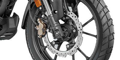 Honda CB200X xung dang la phien ban thu gon cua Africa Twin voi gia ban phai chang - 9