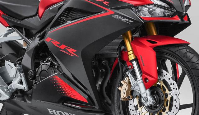 Honda CBR250RR 2022 trinh lang voi tong mau moi - 5
