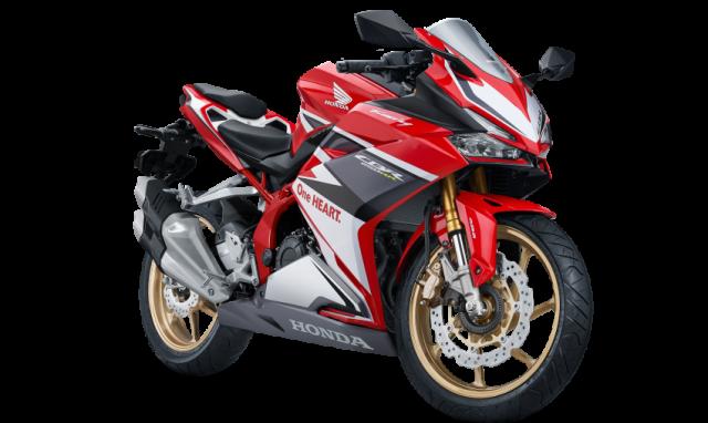 Honda CBR250RR 2022 trinh lang voi tong mau moi - 7