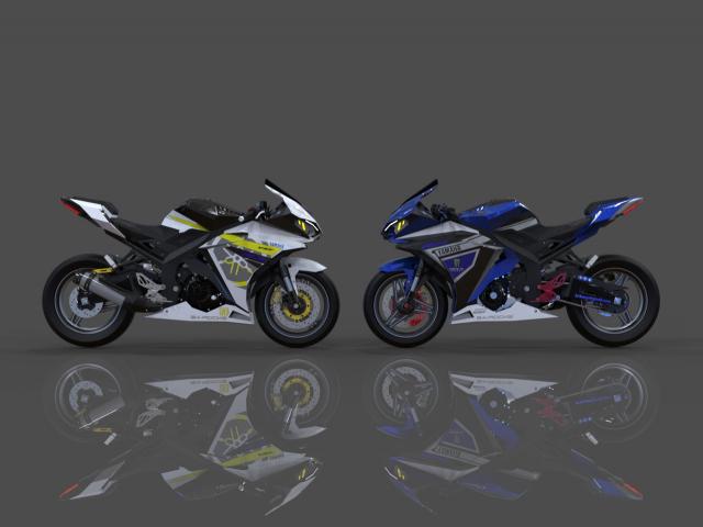 Lo dien hinh anh 3D cua Yamaha R3 2022 ngau khong tuong - 13