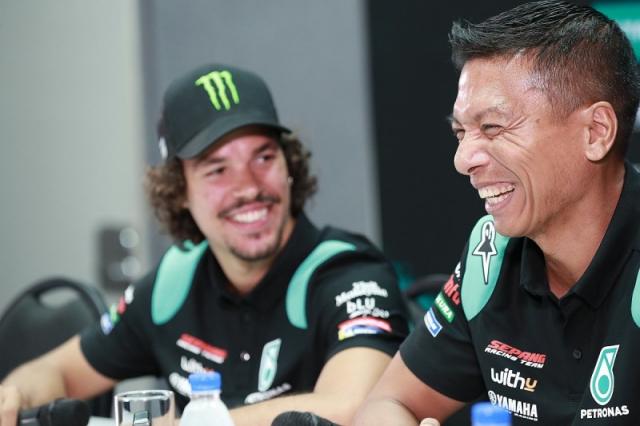 Petronas chinh thuc tuyen bo tach khoi doi dua Yamaha li do la gi - 3