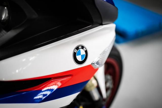 Phien ban Ex 150 do duoc lai tao giua Yamaha R1 va BMW S1000RR - 26
