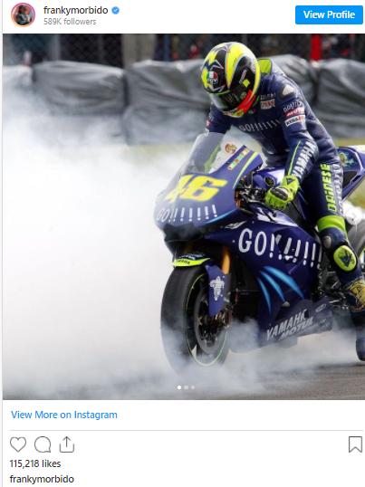 Dong doi va doi thu da noi gi khi hay tin Valentino Rossi giai nghe - 11
