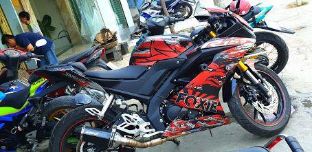 Tem Che Yamaha R15 V3 Dep Doc Tuan ANh decal WRAP Design Thi Cong Tem Xe Chuyen Nghiep - 11